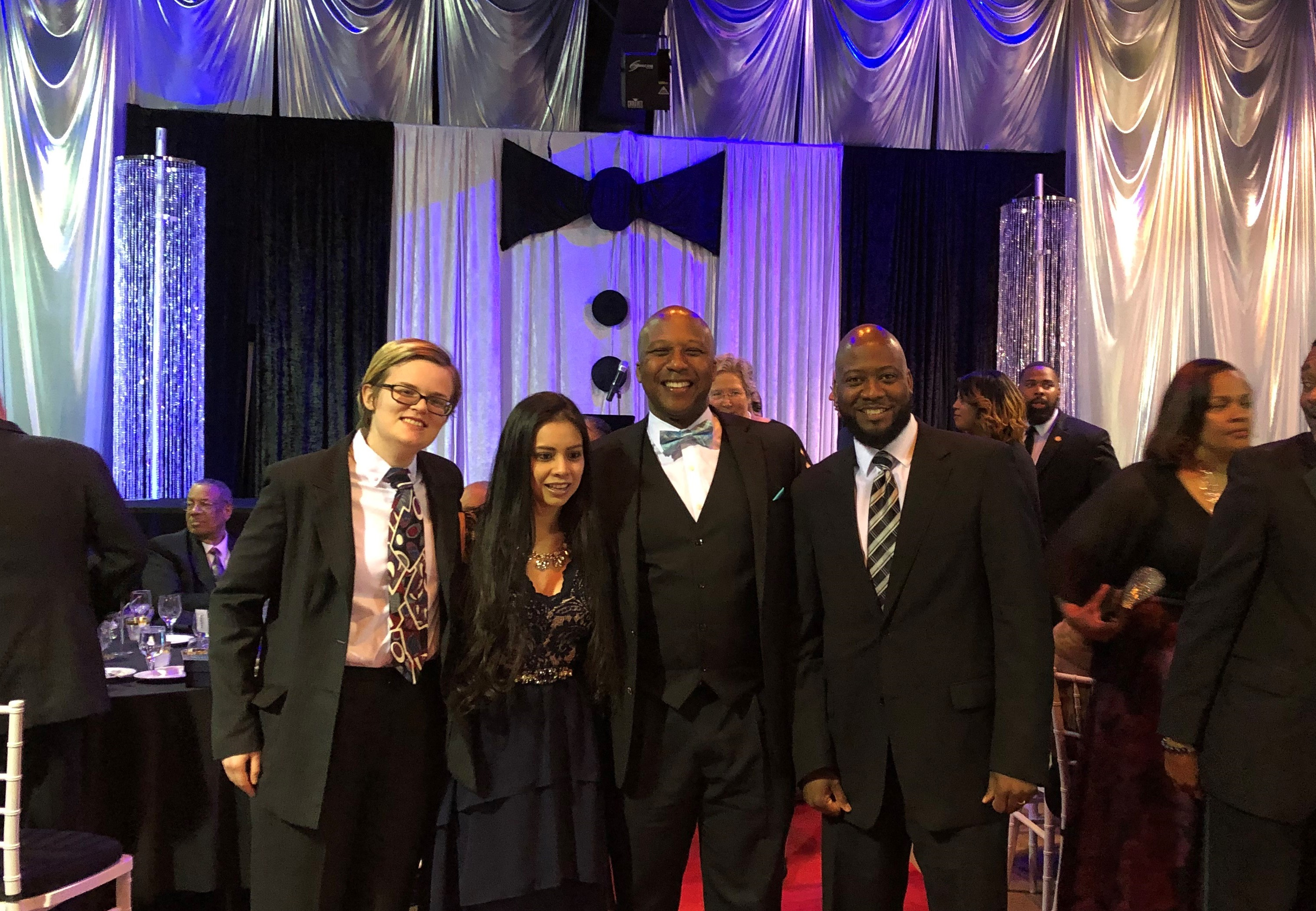 TIME Systems Attends Mayor's Ball