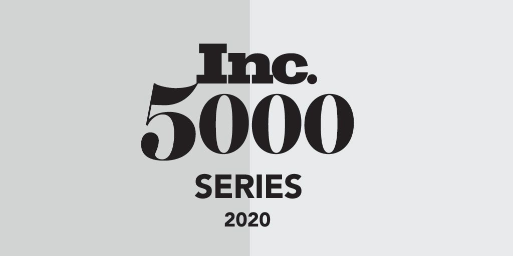 TIME Systems Ranks #69 on the inaugural 2020 Inc. 5000 Series: D.C. Metro with Two-Year Revenue Growth of 173 Percent